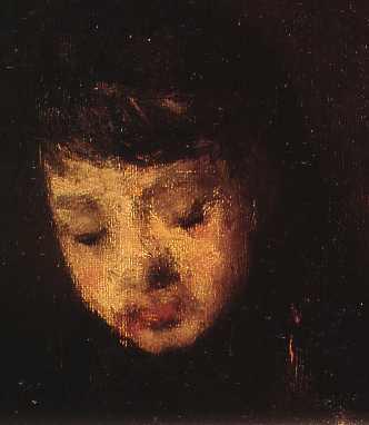 Maggi    toile  du premier  style  de Kees Van Dongen      - 1888