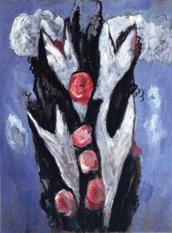 peinture: Marsden Hartley