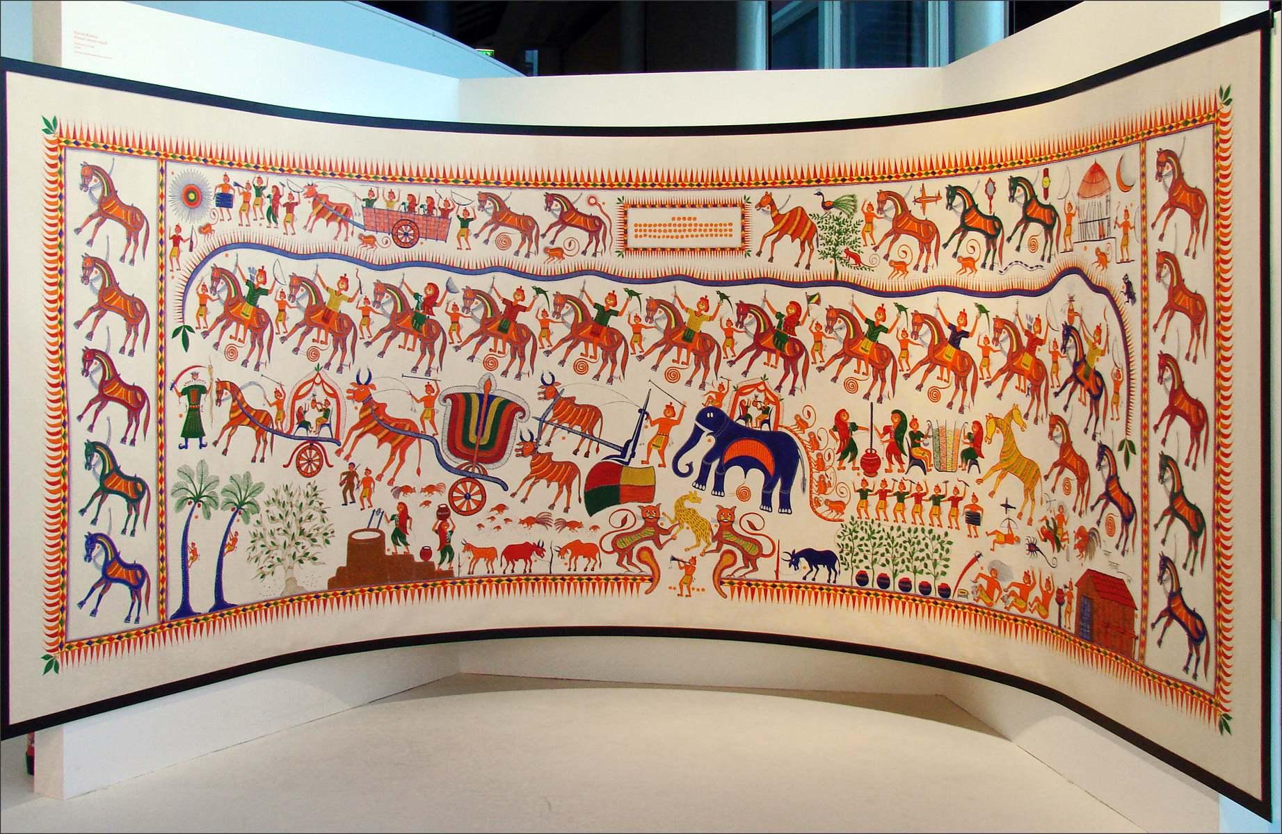 Rathava _       Musée des  Arts Premiers
