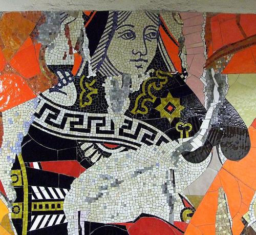 mosaïc: Stephen Johnson