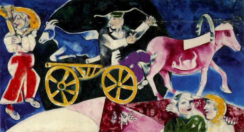 peinture: Marc Chagall