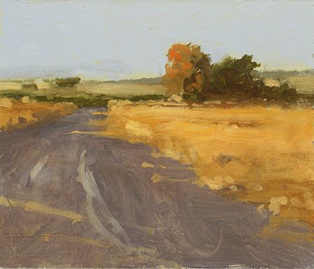 peinture: Mark Bohne