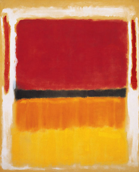 peinture: Mark Rothko