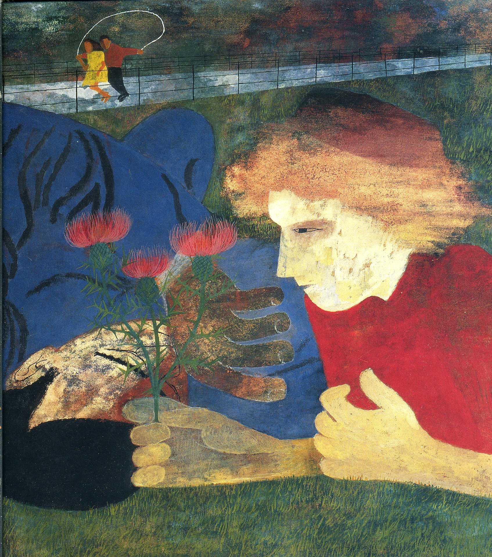 peinture: Ben Shahn