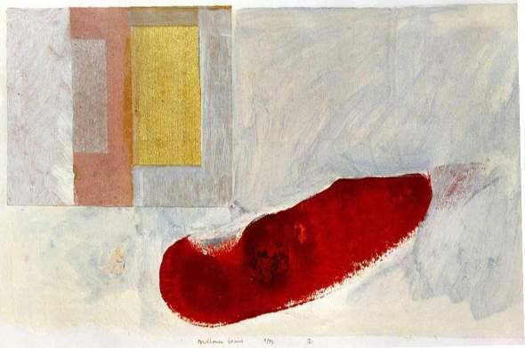 peinture perso: Brillance Evans -  au collage oriental 1990