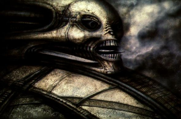 illustration: Giger