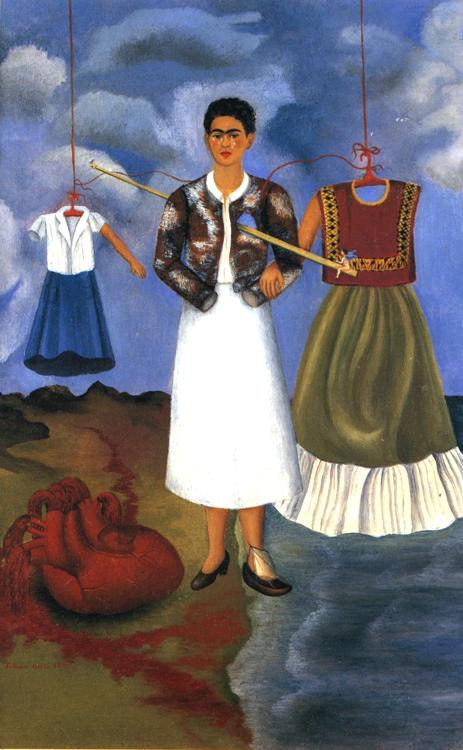 peinture: Frida Kahlo