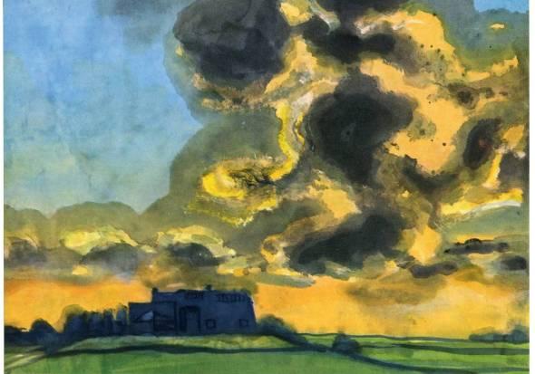peinture   Aquarelle   Emil Nolde