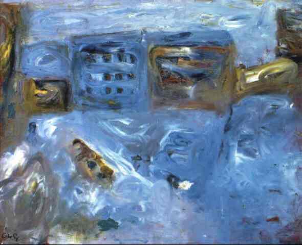 peinture  Ake Göransson