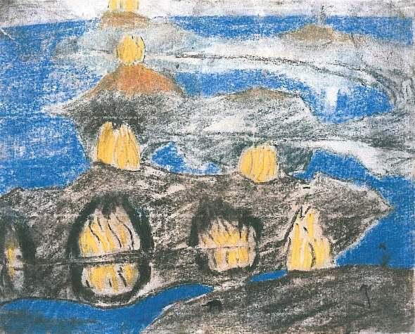 peinture Karl Fredrieck Hill