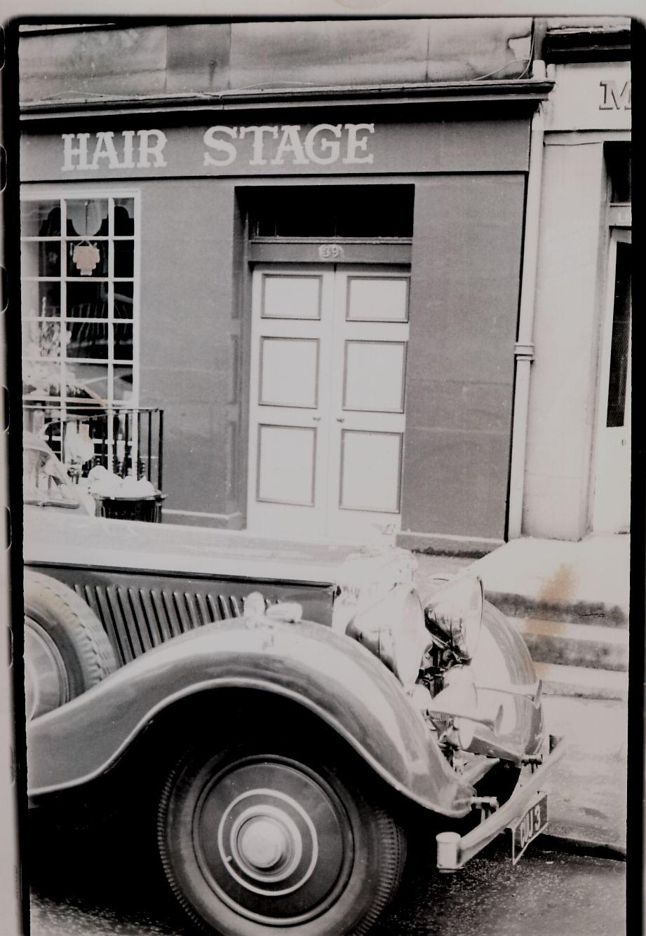 photo perso  argentique   Ecosse 1978