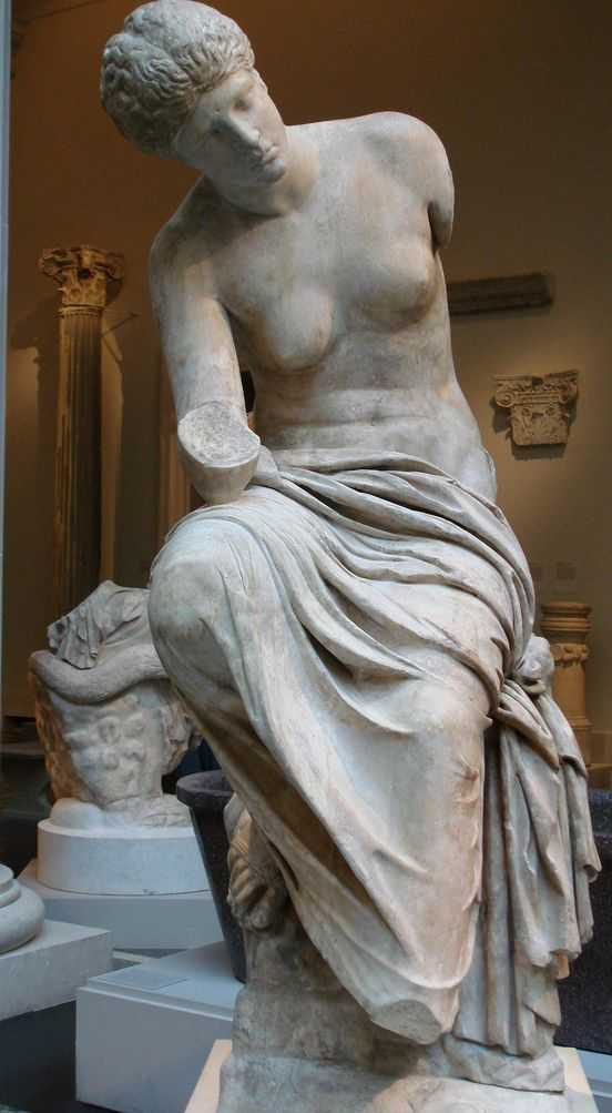 Sculpture antique  - Metropolitan Museum of Art  N Y C