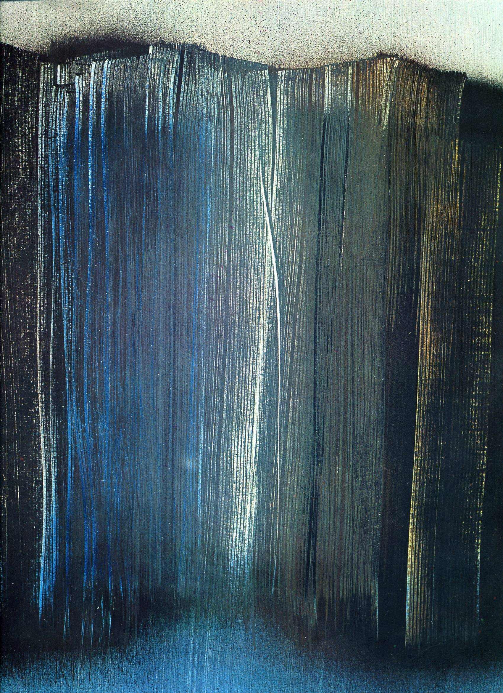 peinture:  Hans Hartung
