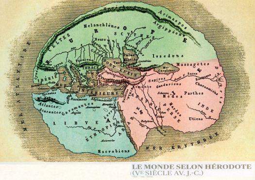 Le monde selon Hérodote