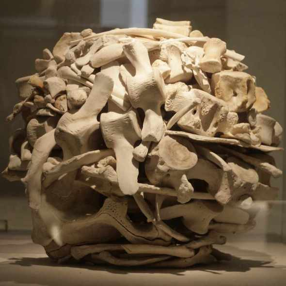 Art installation:  Andy Goldsworthy