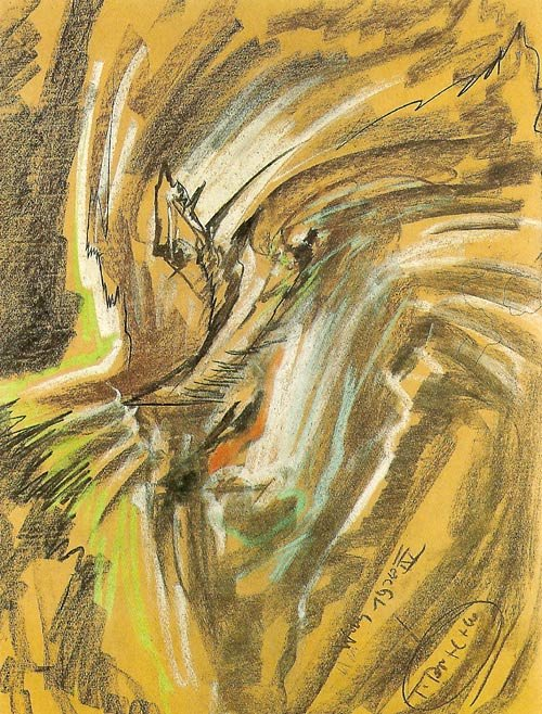 peinture: Stanislaw Ignacy _1885-1939_ - 1930 Portrait of Helena Bialynicka-Birula