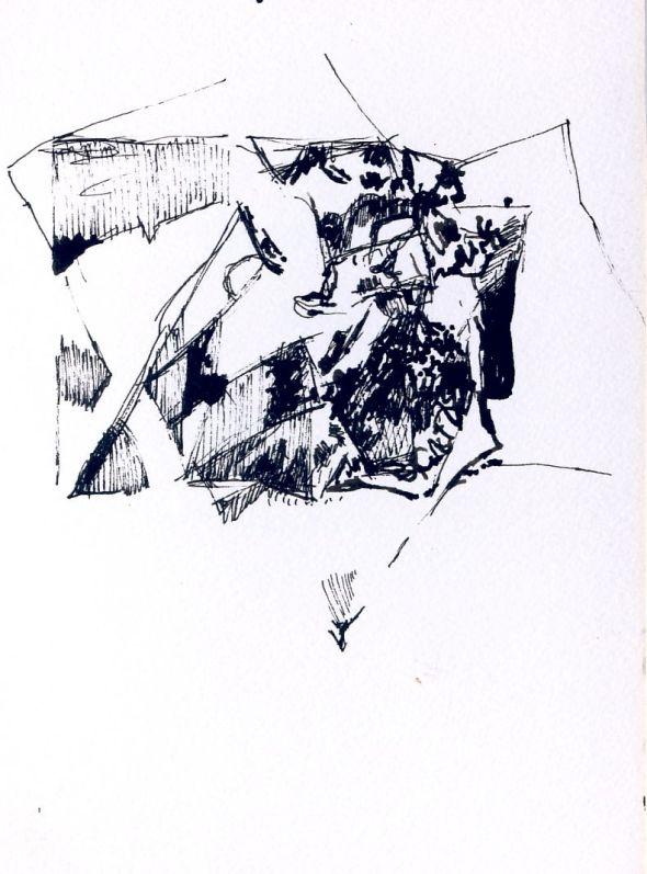 dessin perso: encre de chine