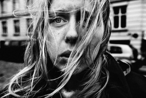 Photo Anders Petersen:  tomorrow  started