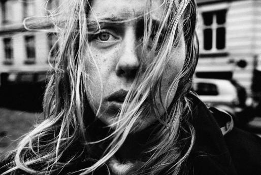 Photo Anders Petersen:  tomorrow  started