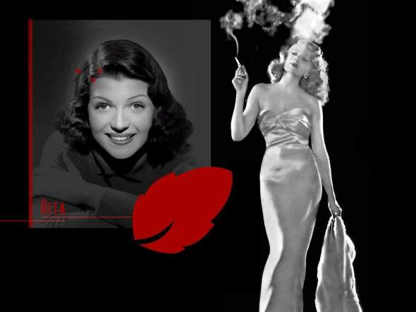 photo-cinema: Rita Hayworth