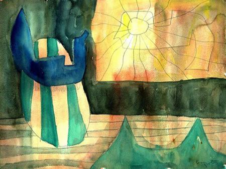 peinture: Baziotes