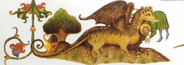 peinture  extrait  du livre des mappemondes