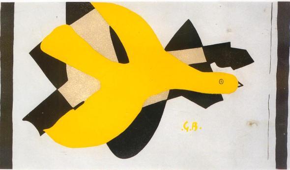 peinture: Georges Braque