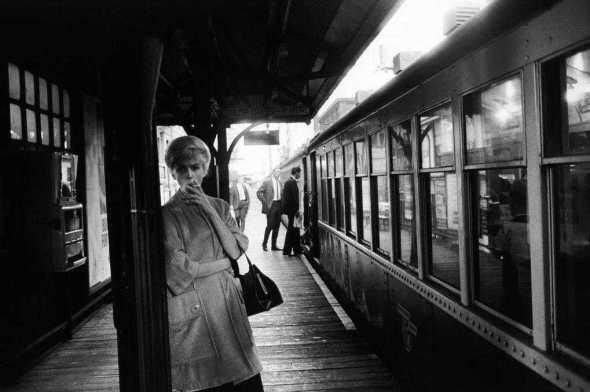 Photo  Bruce Davidson - Chicago  1963