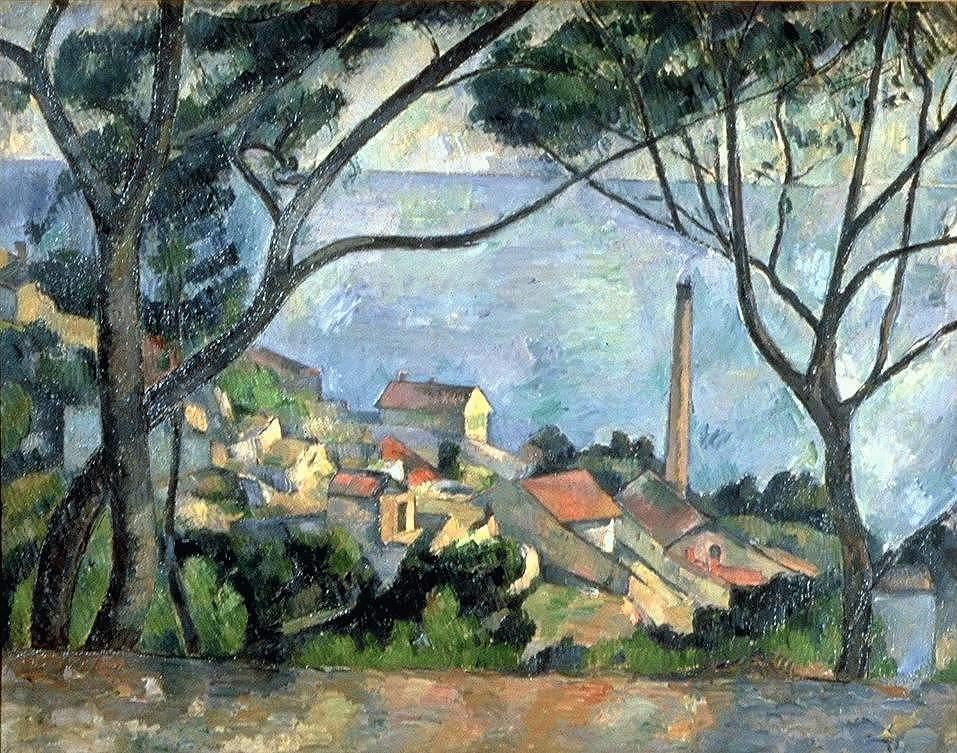 peinture: Paul Cézanne