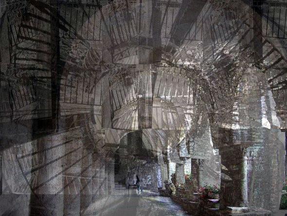Montage perso  - à partir de photos de Bretagne  et Tournus