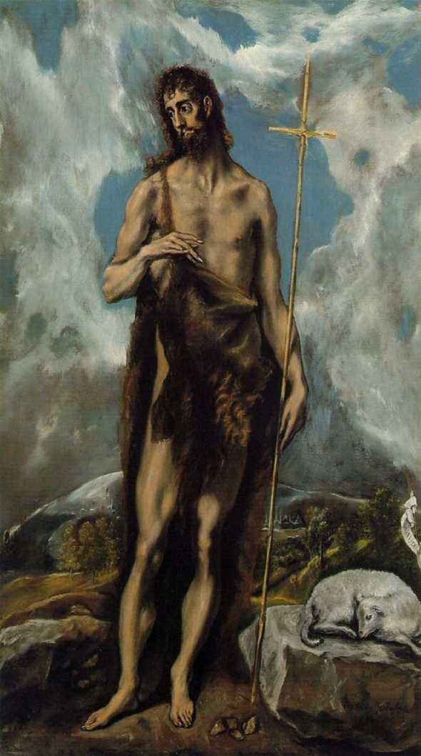 peinture: Le Greco