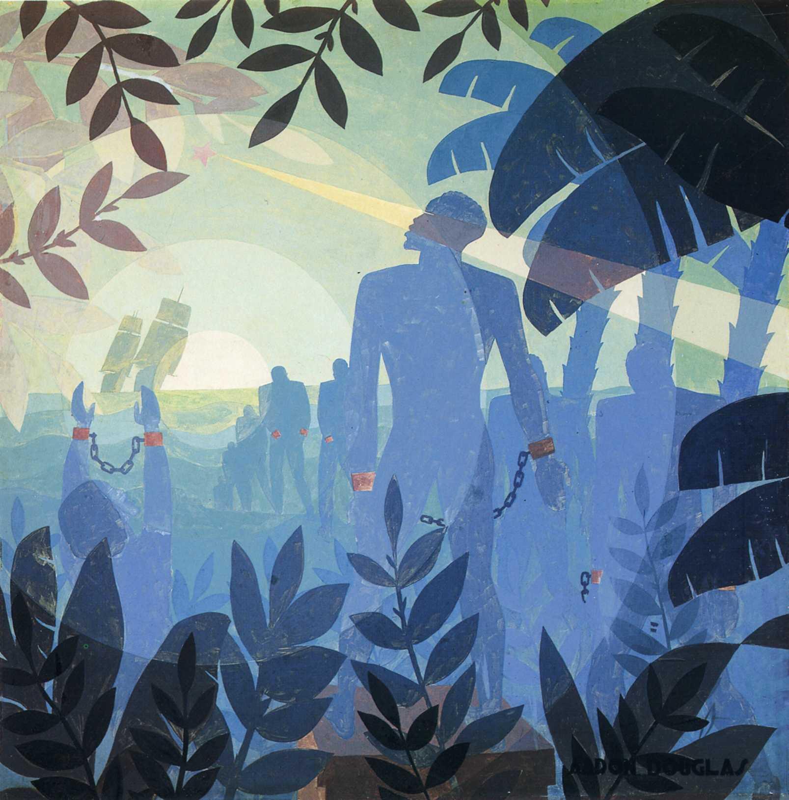 peinture: Philipp Perlstein