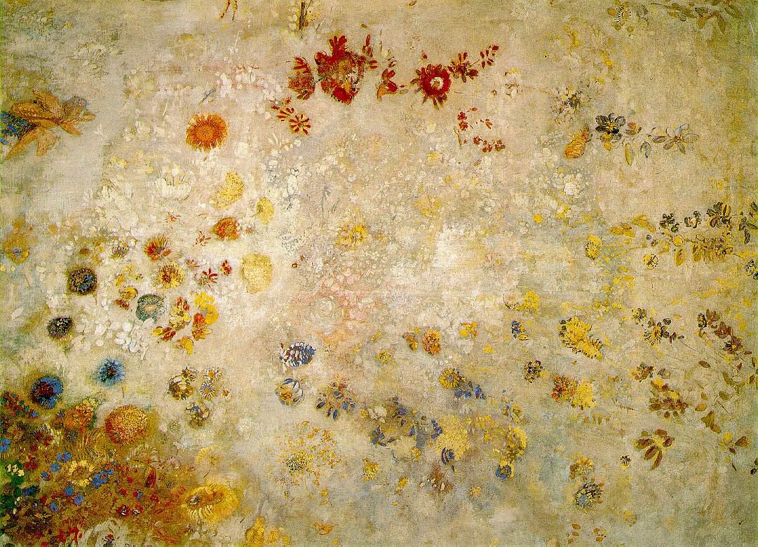 panneau:  Odilon Redon