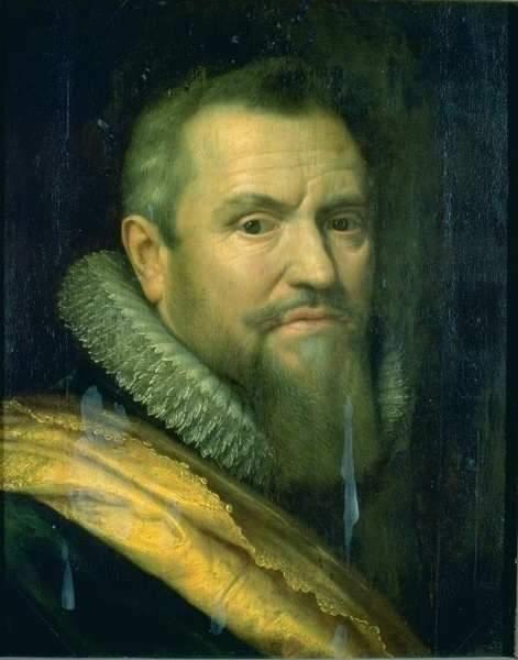 peinture: portrait W L von Nassau