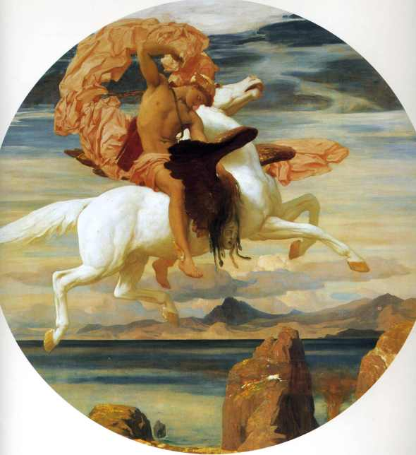 peinture: Lord Leighton