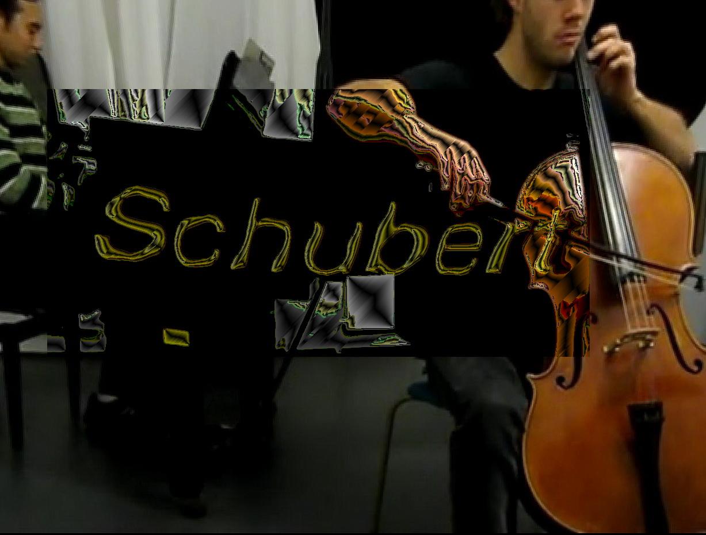 Cello -piano  schu