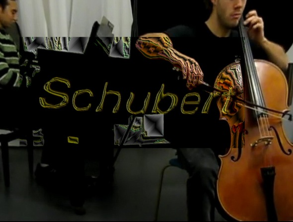 Cello -piano  schu