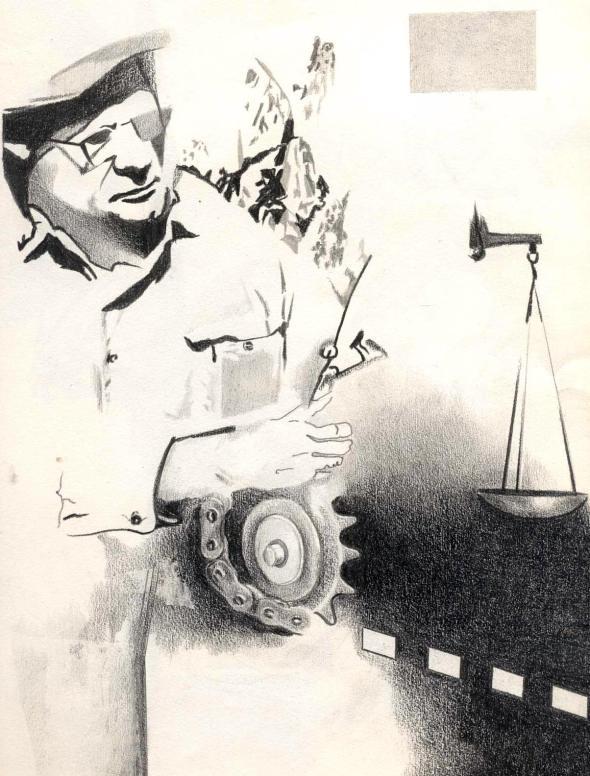 dessin perso  1981