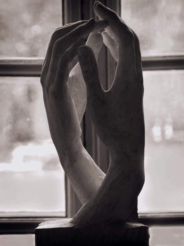 La Cathédrale: Rodin, Musée Rodin