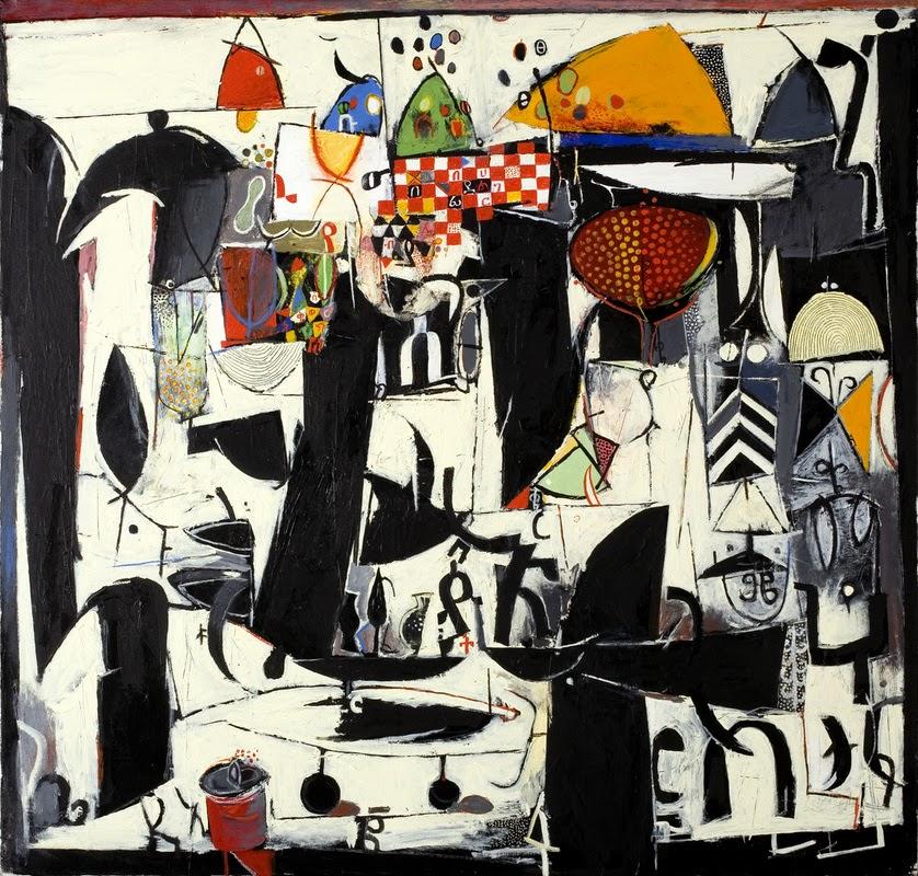 peinture: Wosene Worke Kosrof
