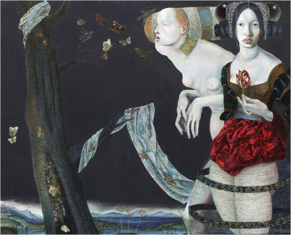 peinture - Joanna Chrobak