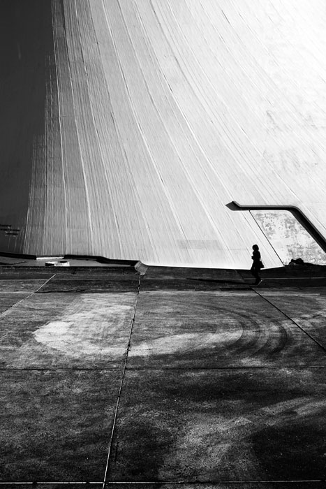 photo Elainev -   architecture: Oscar Niemeyer