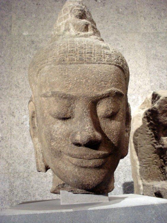 Art Khmer: Musée Guimet . Paris