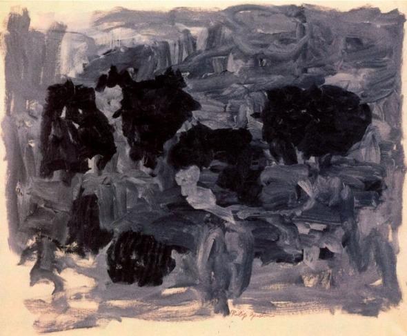 peinture: Philip Guston