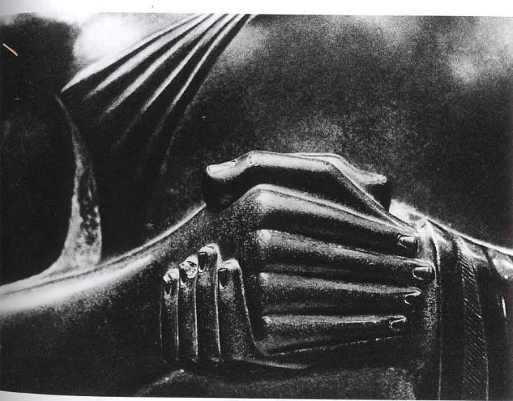 statue  de Gudea ,art sumérien - 2000 av JC