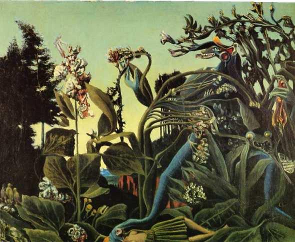 peinture: Max Ernst