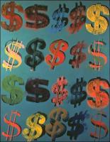 peinture & sérigraphie: Andy Warhol
