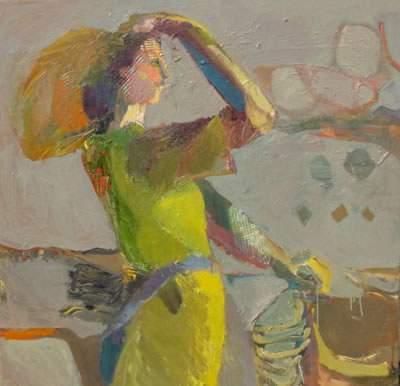peinture: Linda Christensen