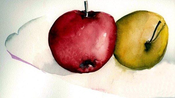 peinture: aquarelle perso