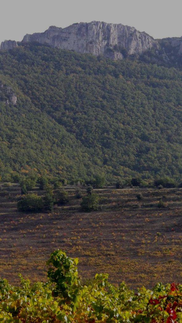 LA gRANDE mONTAGNE   environs  -    10